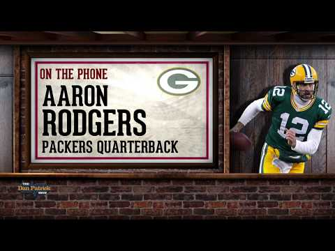 Packers QB Aaron Rodgers on The Dan Patrick Show | Full Interview | 9/11/17