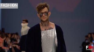 NIKITA MELENEVSKIY Fall Winter 2017 18 Ukranian Fashion Week   Fashion Channel