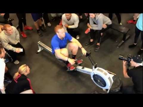 500m Row 1min 16.6sec - Unofficial Top 3 Norwegian Record