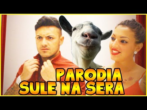 PARODIA ●  Daniele De Martino Ft. Roberta Bella - Sule na sera (Ufficiale 2017)