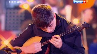 Глеб Бондарь - Домра - Вариации на цыганскую мелодию
