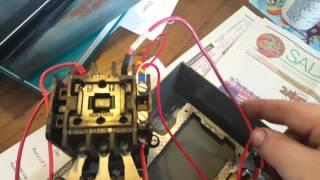 Start Stop 3 Phase Motor Starter Wiring