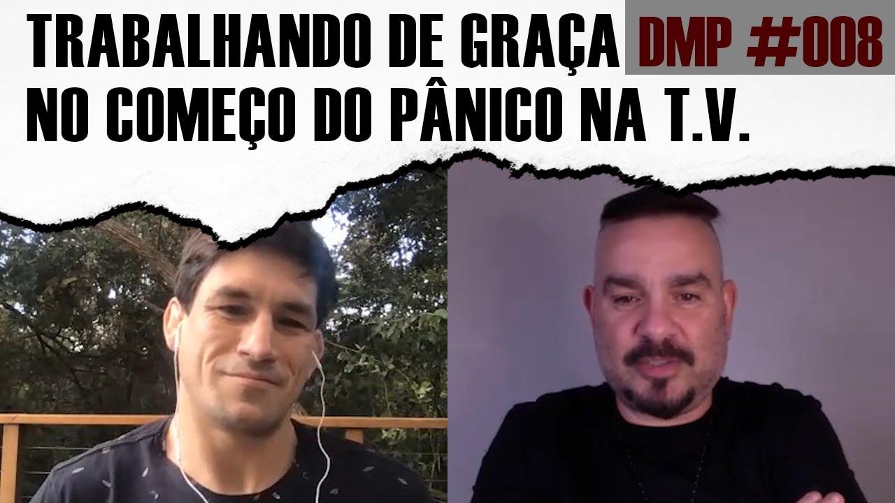 """Trabalhando de graça no começo do Pânico na T.V. e como foi bater o Fantástico - Marcos Chiesa """"Bola"""