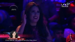 Maria Rene canta un bello tema    Hecho En Bolivia  Factor X Bolivia 2018