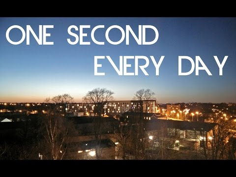One Second Every Day (University Rowing)