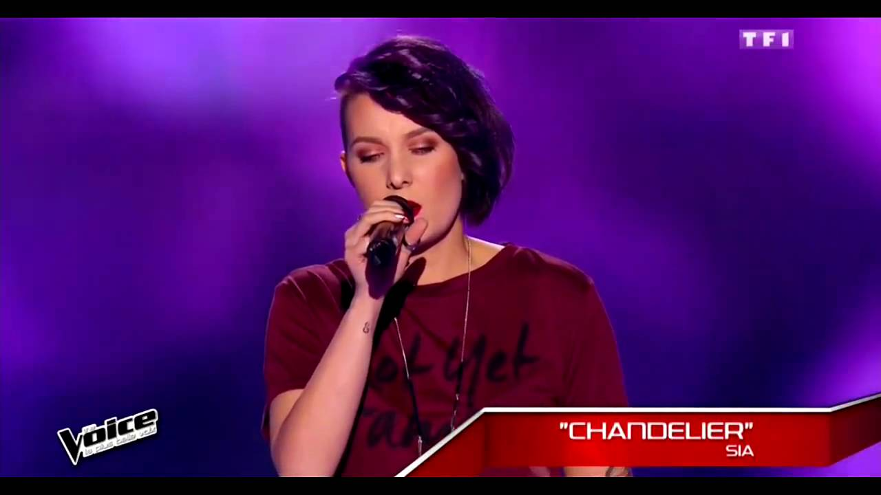 Enchanting Chandelier Youtube The Voice Gallery - Chandelier ...