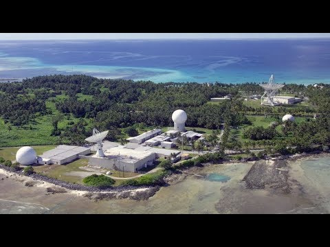 Lincoln Laboratory Work At Kwajalein Atoll