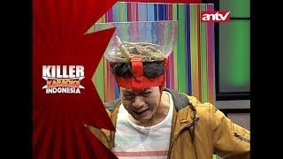 Walaupun teriak ketakutan, bisakah Melki melewati tantangannya? – Killer Karaoke Indonesia