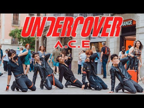 KPOP IN PUBLIC ACE 에이스 - UNDER COVER  Dance Cover by RStar One Shot ver