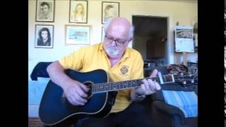 Guitar: Sad and Lonesome Day (Including lyrics and chords)