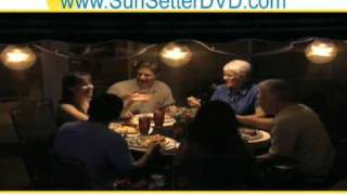 Sunsetter Awning Reviews Maine Sun Setter Retractable Awnin