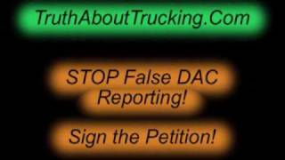 Stop DAC Reporting Abuse