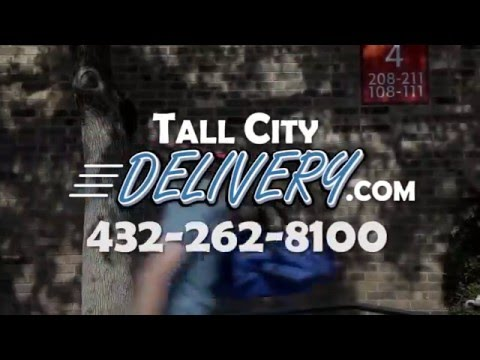 Tall City Delivery - Food Haulin'