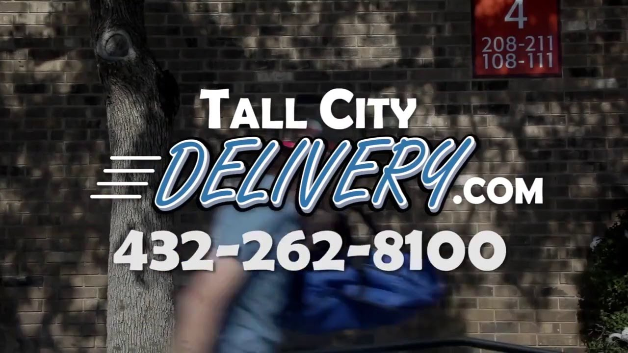 Tall City Delivery >> Tall City Delivery Food Haulin Youtube