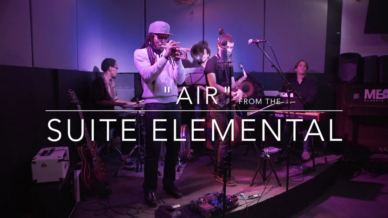 "Josiah Woodson |""Air""