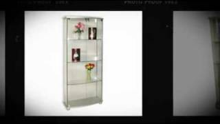 Glass Curio Cabinets | Glass Display Cabinets - Curiocabinetspot.com