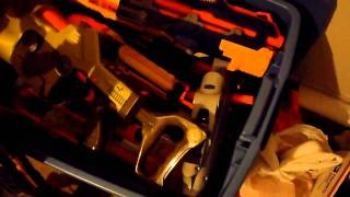 The ULTIMATE Nerf Gun Armory 3.0 (By Drac)