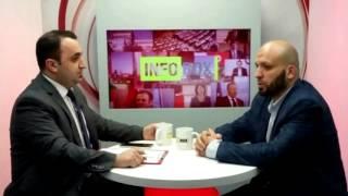 """Gëzim Kelmendi - Intervistë në """"Info – Box"""" të RTV Dukagjinit (02.03.2016)(Kush kërkoi nga Kelmendi të qëndroi në sallën e Kuvendit ditën kur u votua kandidati për President, - Çfarë postesh (ministrore dhe ambasadore) iu afruan ..., 2016-03-02T15:05:00.000Z)"""