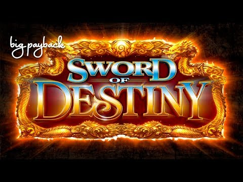 Sword of Destiny Slot - NICE SESSION, ALL FEATURES!