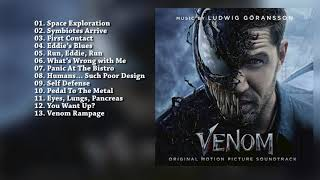 OST Venom Soundtrack List Compilation Music