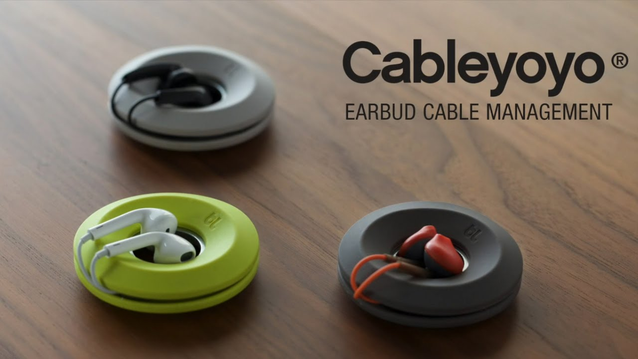 Earbuds accessories - earbuds wire management