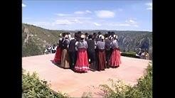 Les Lavandes du Sauveterre en représentation
