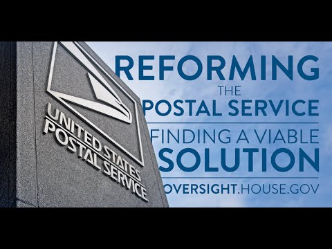 Reforming the Postal Service: Finding a Viable Solution