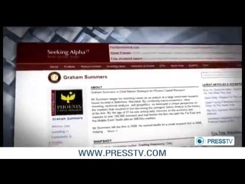 Daily English News  Wall Street casino  The derivatives crisis clip1