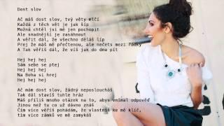 Olga Lounová - Dost Slov (official lyric video)