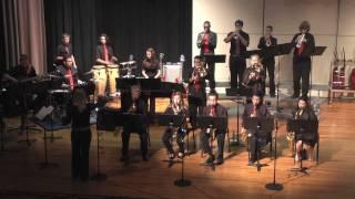 Sambeando by Victor Lopez - Cape Coral High School Jazz Band