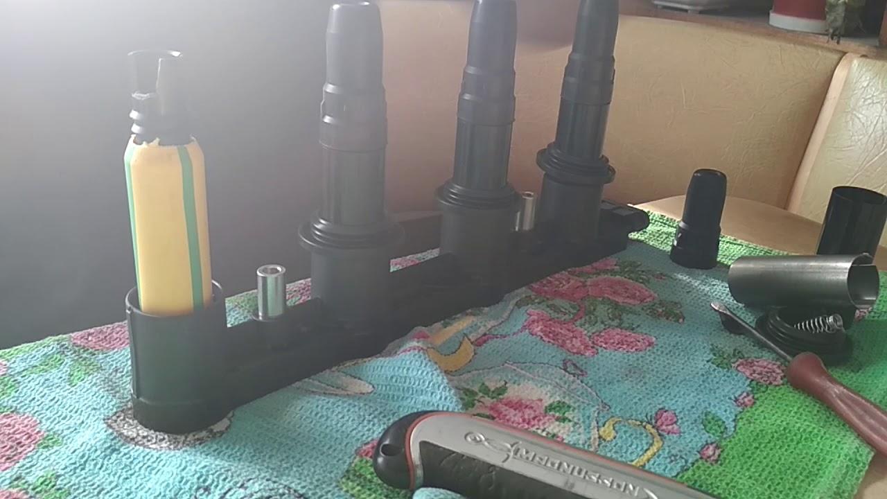 ремонт модуля зажигания opel astra j одной левой