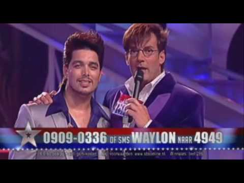 Holland's Got Talent  Waylon Finale Ronde