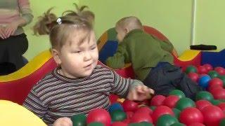Тренажеры в реабилитационный центр для детей-инвалидов, г.Коростышев(29.01.16 Благотворительным фондом