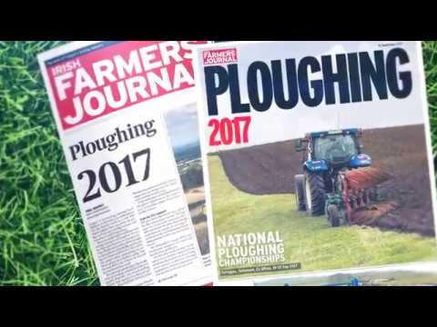 Irish Farmers Journal Ploughing Supplement Issue | 14th September 2017