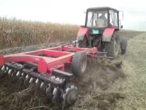 Беларус 3522 (трактор МТЗ 3522), Видео, Смотреть онлайн