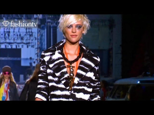 Dsquared2 Runway Show - Milan Fashion Week Spring 2012 PFW | FashionTV - FTV Travel Video