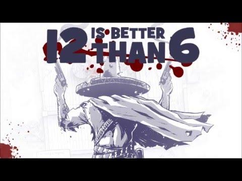 12 is better than 6 OST - El Quattro (Drive)
