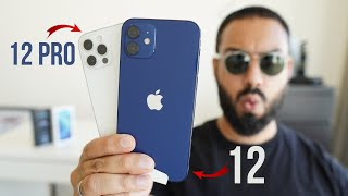 iPhone 12 and 12 Pro UNBOXING and FIRST LOOK