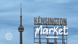 Kensington Market - J&C Toronto Neighbourhood Series