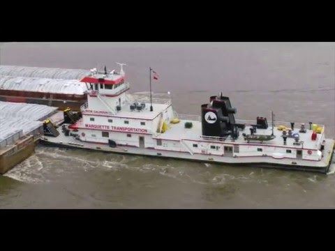 EMD Powered Towboats