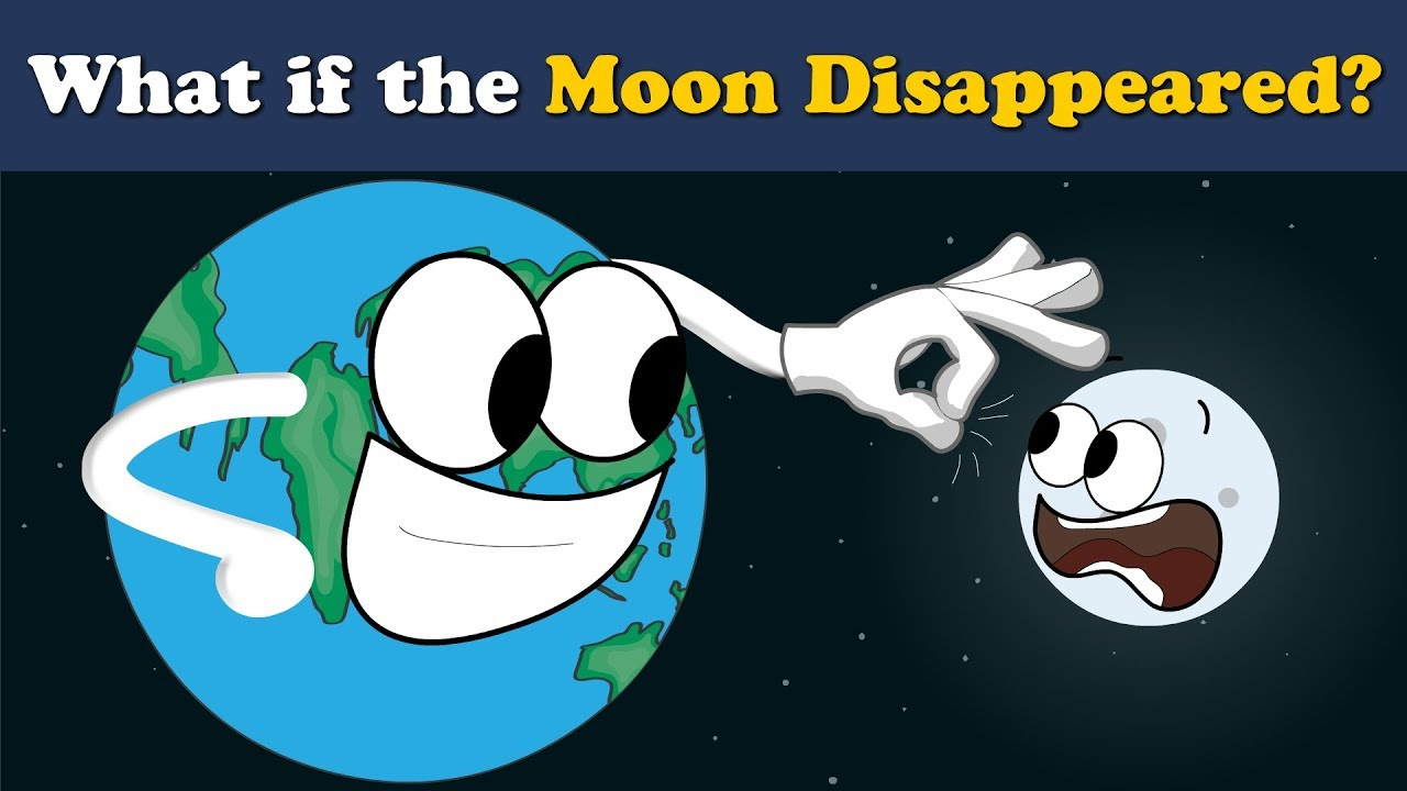 What if the Moon Disappeared? + more videos | #aumsum #kids #science #education #children