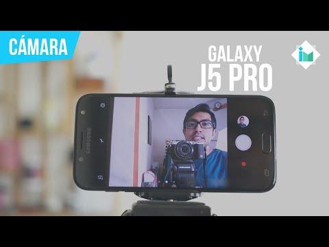 Samsung Galaxy J5 Pro - Review de camara
