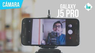 Samsung Galaxy J5 Pro - Review de camara