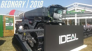 AGRO SHOW BEDNARY 2018 | Fendt Ideal