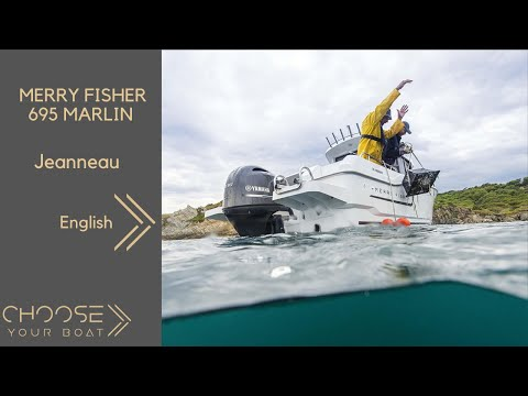 Merry Fisher 695 Marlin By Jeanneau (English)