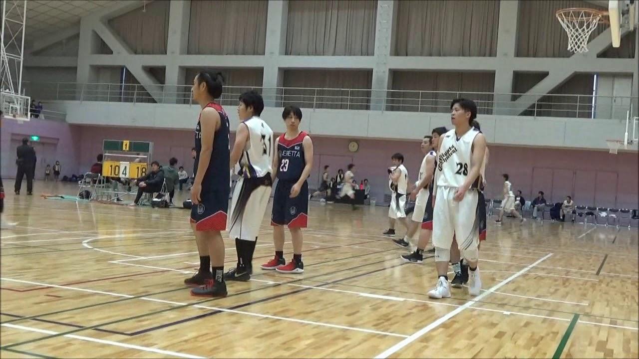 2018.11.23 全日本社会人バスケ...
