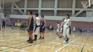 2018.11.23 全日本社会人バスケットボール選手権大会 新潟県予選 BERETTA vs 新潟工業クラブ