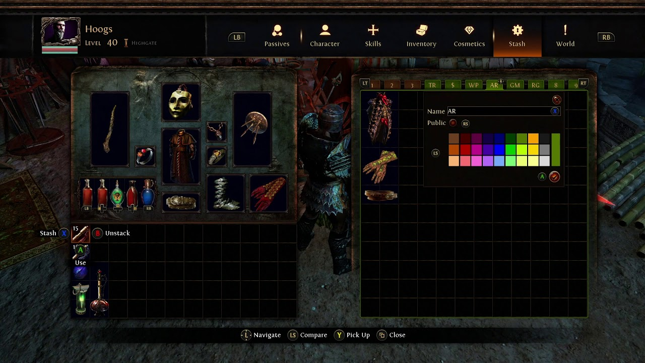 How to Use Path of Exile xbox one Trade Board - poecurrencybuy com