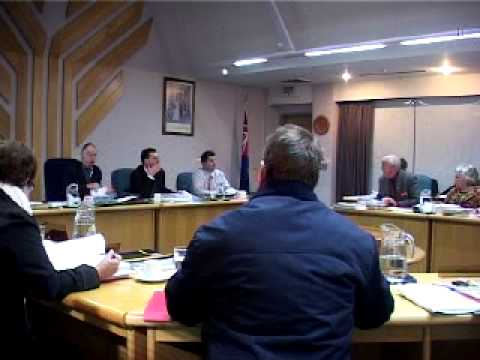Council on Youtube as Mayor requested South Waikato promotional video shots MPEG 4 800Kbps Streaming