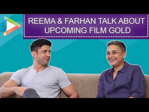 """Akshay Kumar is a huge PRANKSTER"": Reema Kagti | Farhan Akhtar | GOLD"